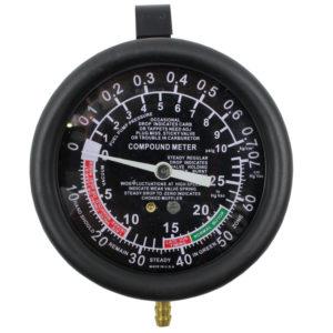 вакууметр + тестер противодавления катализатора